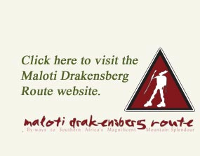 click here to visit the Maloti Drakensberg Route website